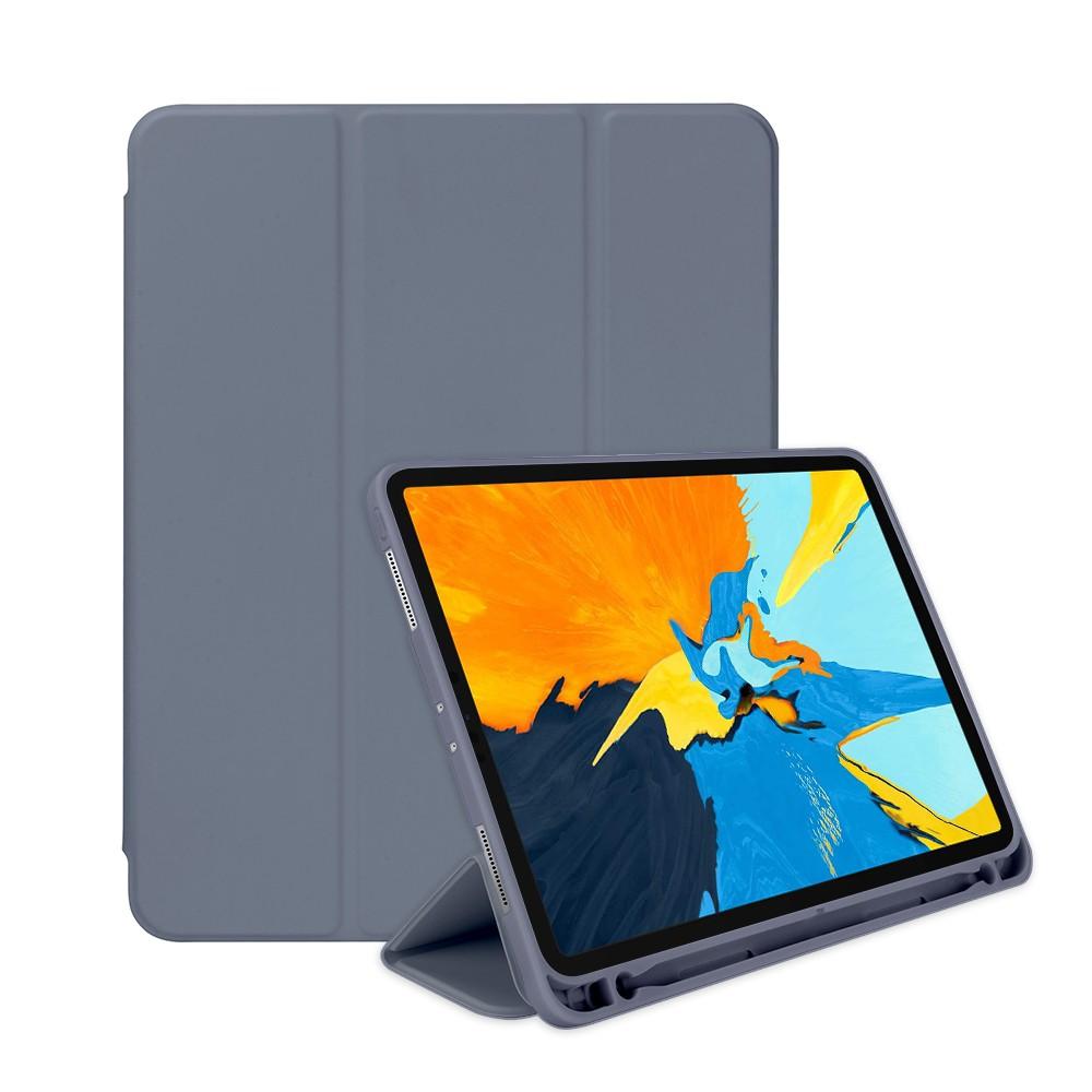 Pouzdro pro iPad Air 3 - Mercury, Flip Case Lavender Gray