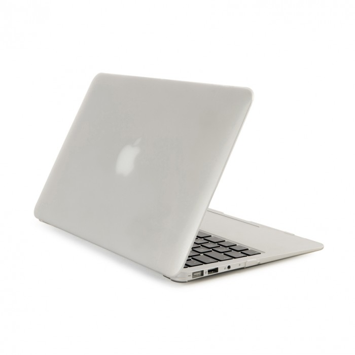 Polykarbonátové pouzdro / kryt na MacBook Air 13- Tucano, Nido Hard Shell - Transparent