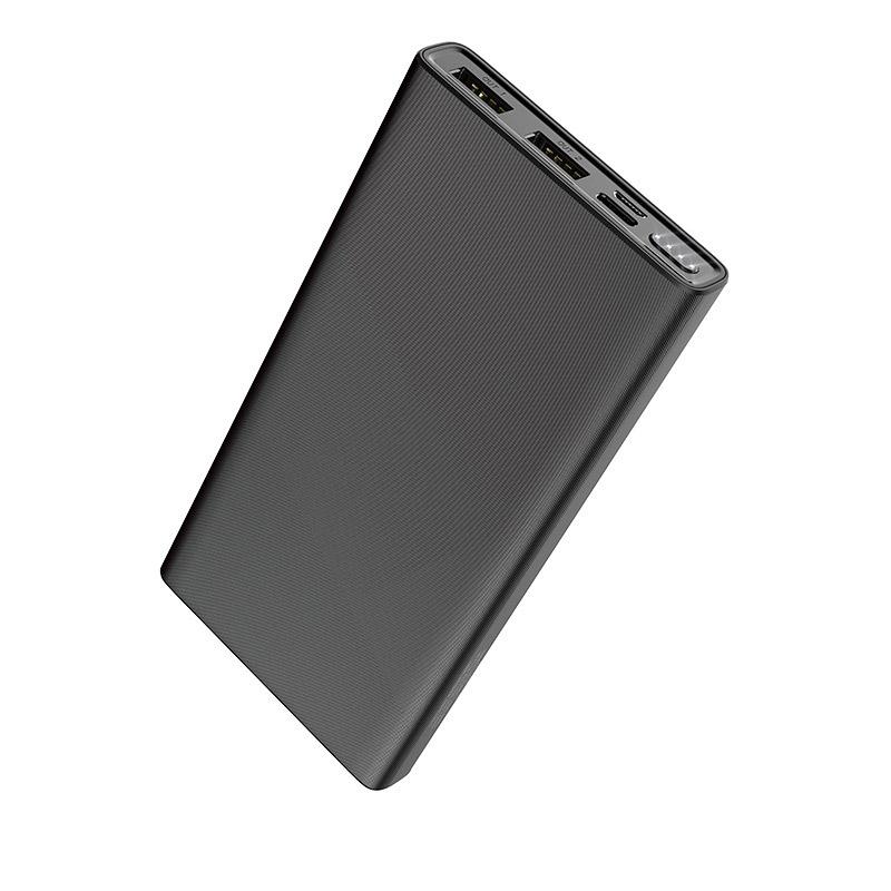 Externí baterie / powerbanka - HOCO, J55 Neoteric 10000mAh Black