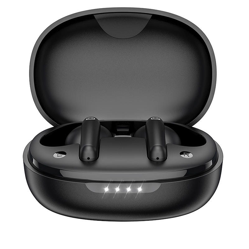 Bezdrátová sluchátka - Hoco, ES54 Gorgeous Black