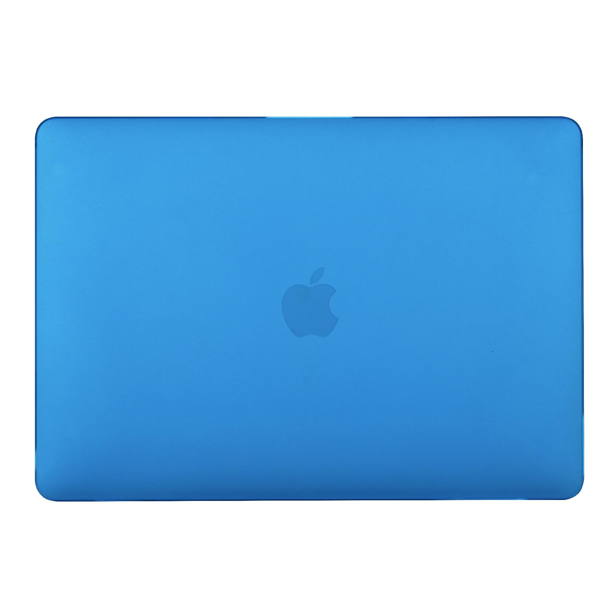 Polykarbonátové pouzdro / kryt na MacBook Air 13 - matný modrý