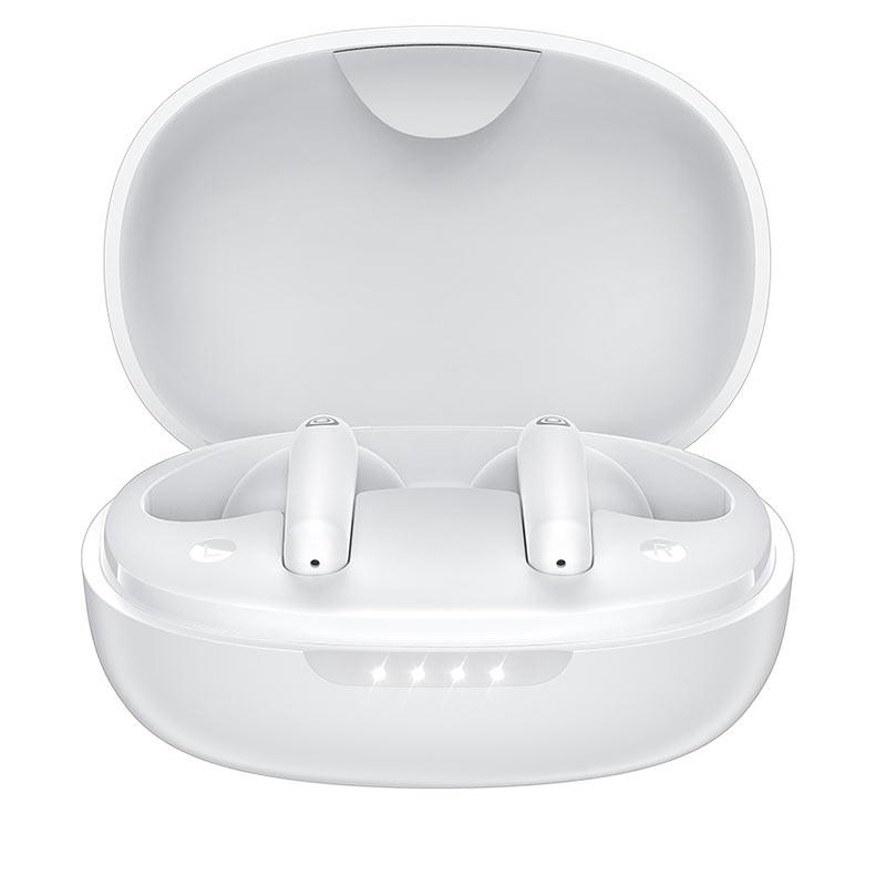 Bezdrátová sluchátka - Hoco, ES54 Gorgeous White