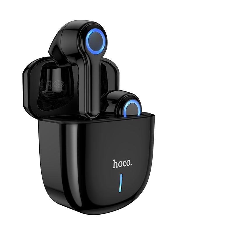Bezdrátová sluchátka - Hoco, ES45 Harmony Black