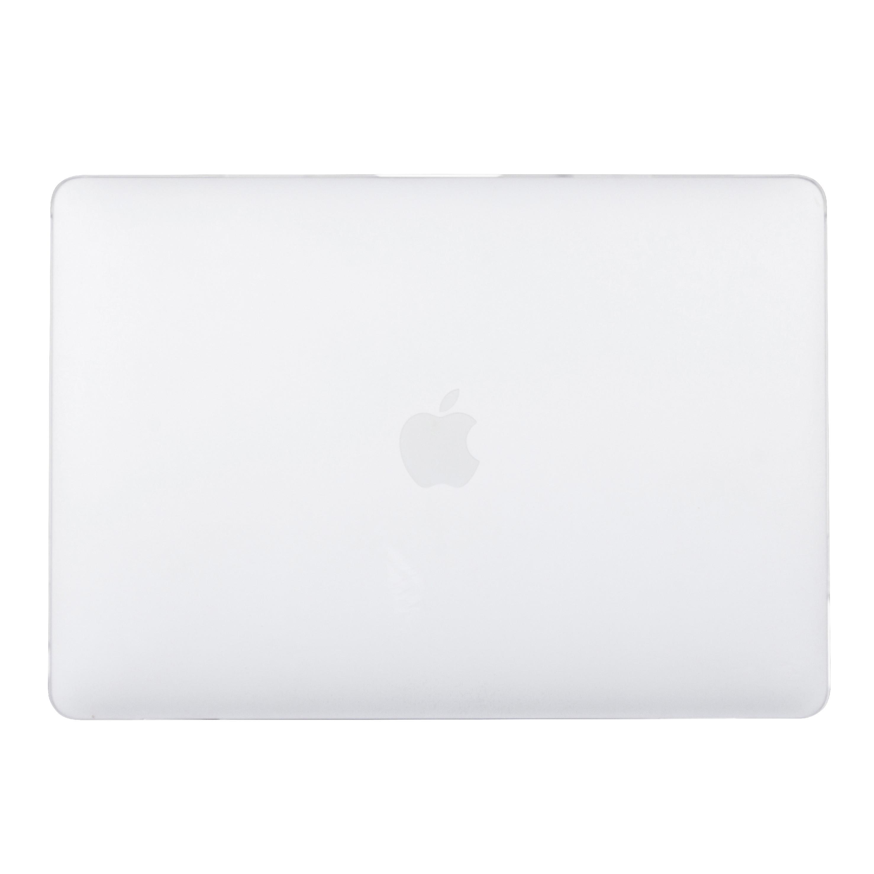 Polykarbonátové pouzdro / kryt na MacBook Air 13 - matný transparentní
