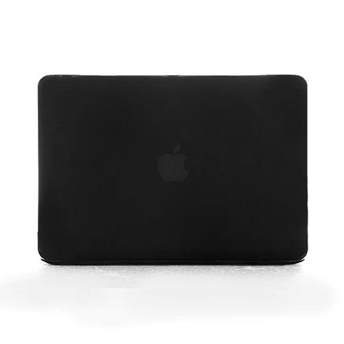 Polykarbonátové pouzdro / kryt na MacBook Pro 15 - matný černý