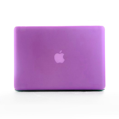 Polykarbonátové pouzdro / kryt na MacBook Pro 15 - matný fialový