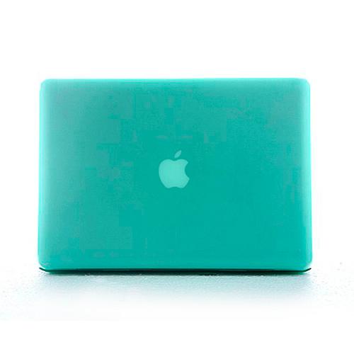 Polykarbonátové pouzdro / kryt na MacBook Pro 15 - matný tyrkysový