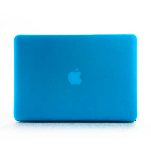 Polykarbonátové pouzdro / kryt na MacBook Pro Retina 13 - matný modrý