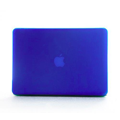 Polykarbonátové pouzdro / kryt na MacBook Pro Retina 13 - matný tmavomodrý