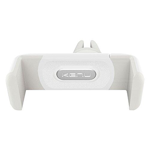 Univerzální držák do mřížky ventilace pro iPhone 6 Plus / 6S Plus / 7 Plus - Kenu, Airframe+ White