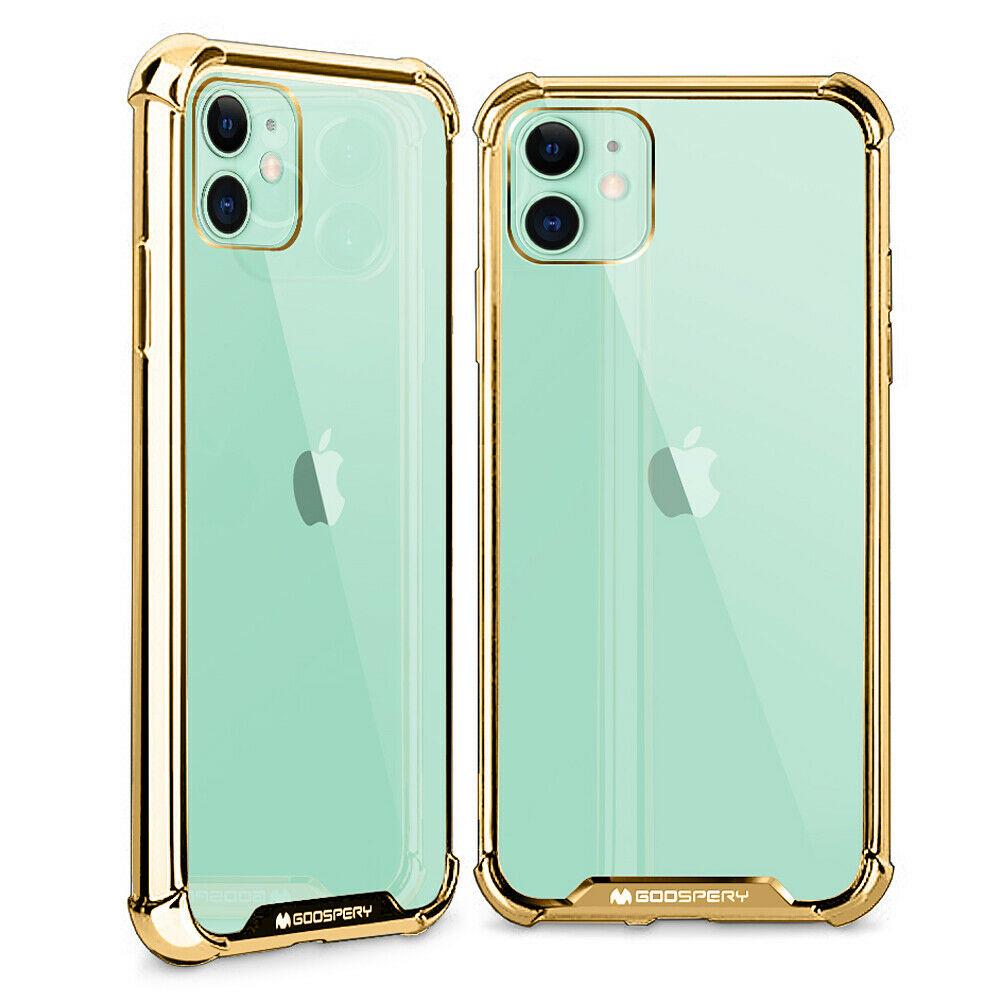 Levně Ochranný kryt pro iPhone XR - Mercury, WonderProtect Gold