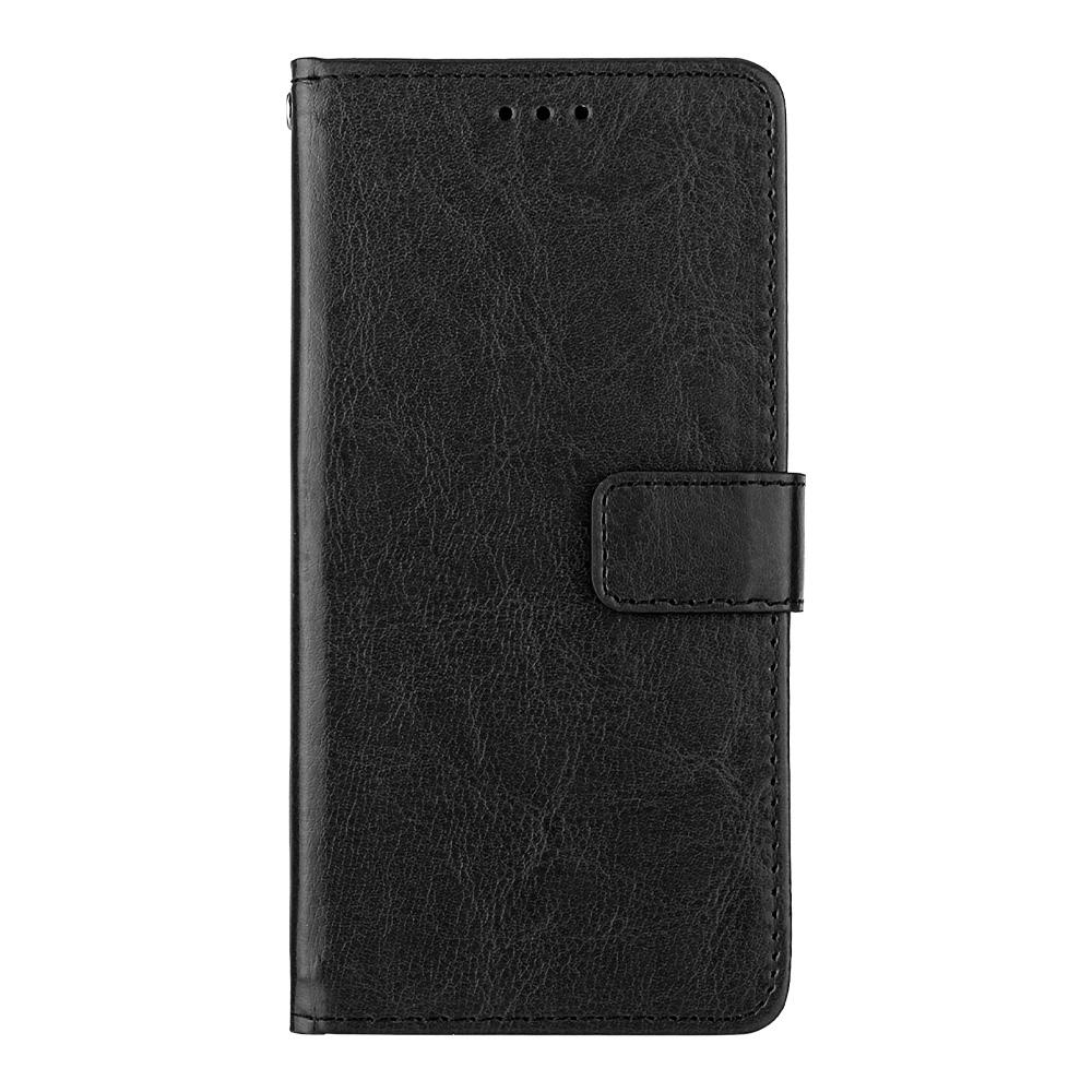 Levně Knížkové pouzdro na iPhone 11 Pro - Mercury, Super Diary Black