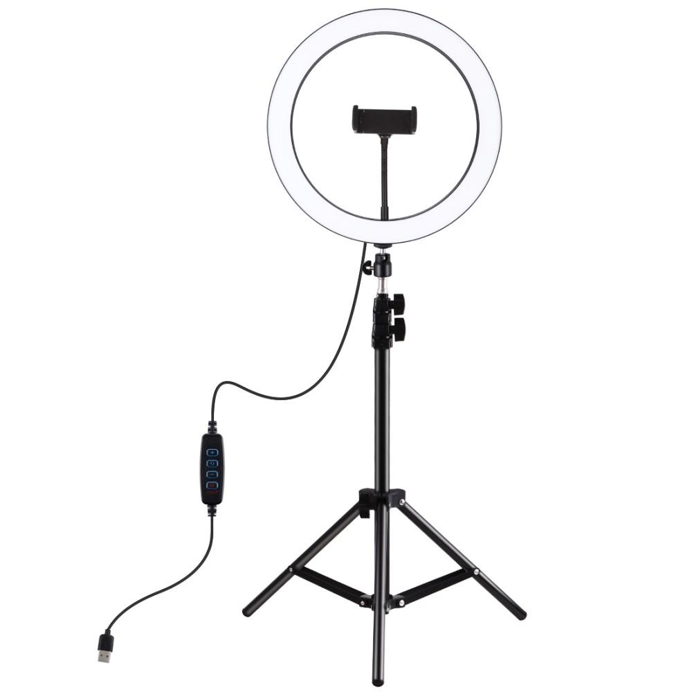 """Kruhové ring light LED světlo - Puluz, PKT3056B 11.8"""""""