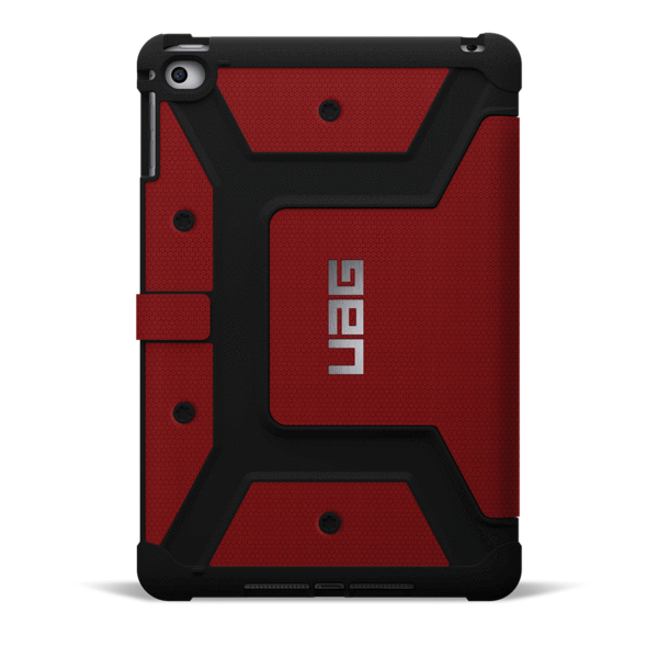 Pouzdro / kryt pro Apple iPad mini 4 - UAG, Folio Red