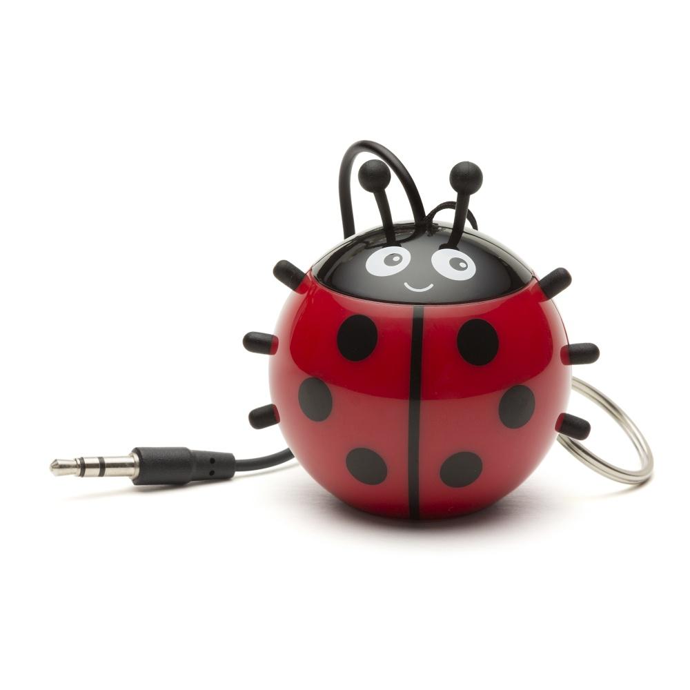 Reproduktorový systém pro iPhone a iPad - KITSOUND, Mini Buddy Ladybird
