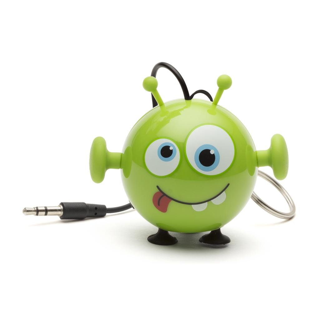 Reproduktorový systém pro iPhone a iPad - KITSOUND, Mini Buddy Alien