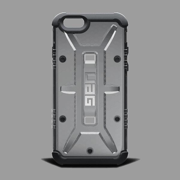Pouzdro / kryt pro Apple iPhone 6 / 6S - UAG, Composite Ash