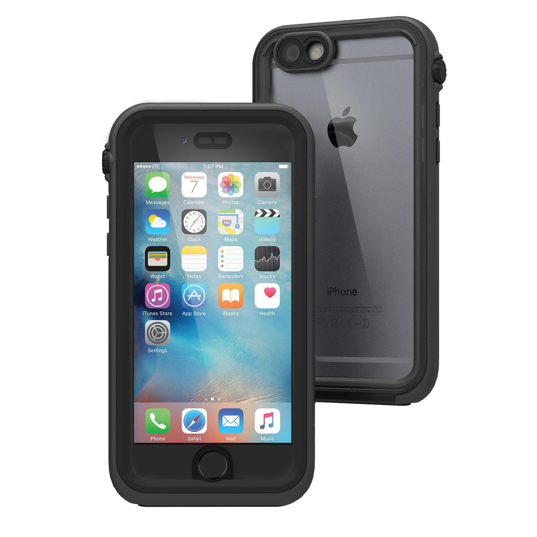 Voděodolné pouzdro / kryt pro Apple iPhone 6 / 6S - Catalyst, Waterproof Black