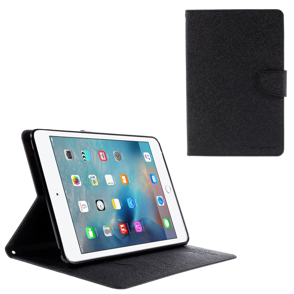 Pouzdro / kryt pro Apple iPad mini 4 - Mercury, Fancy Diary Black
