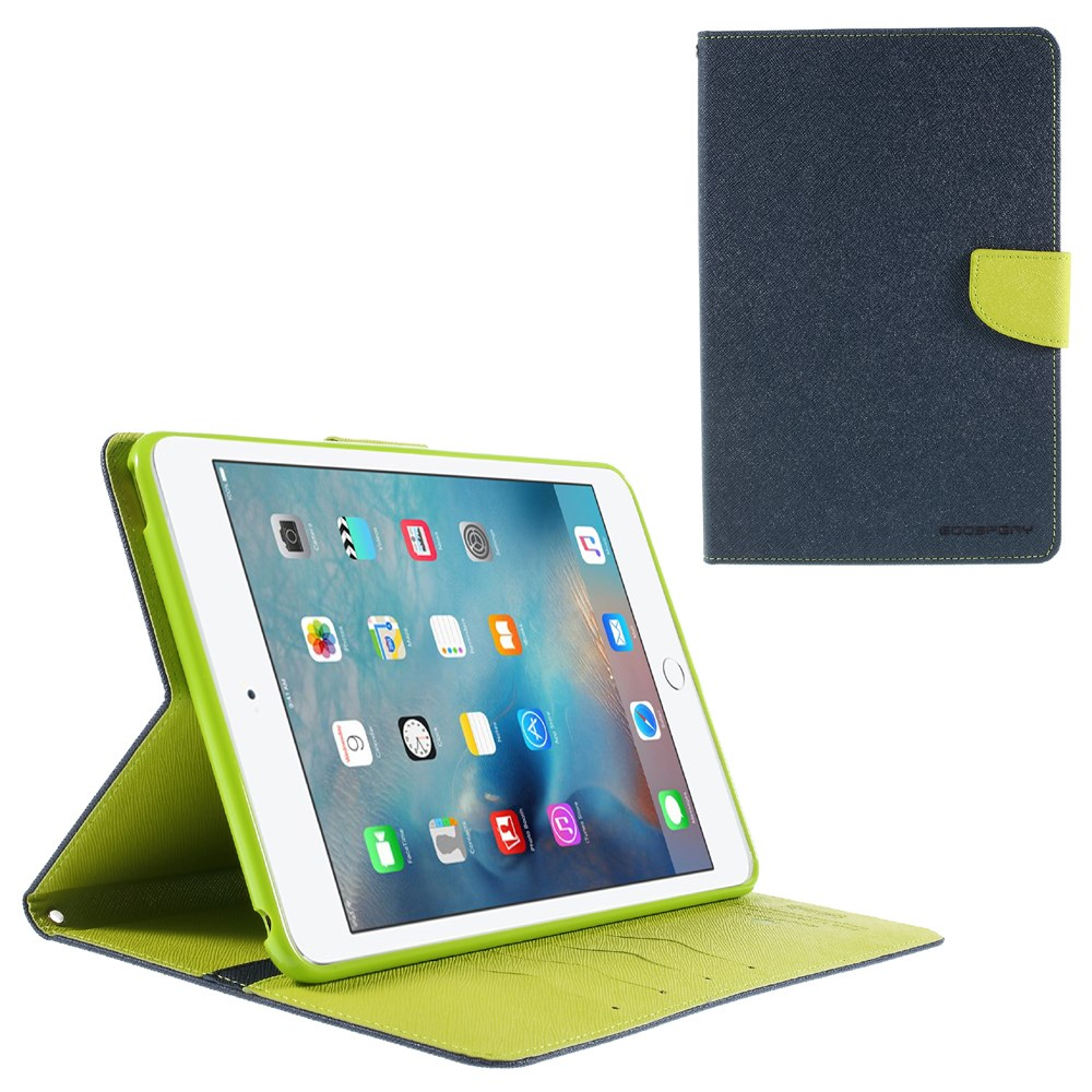 Pouzdro / kryt pro Apple iPad mini 4 - Mercury, Fancy Diary Blue