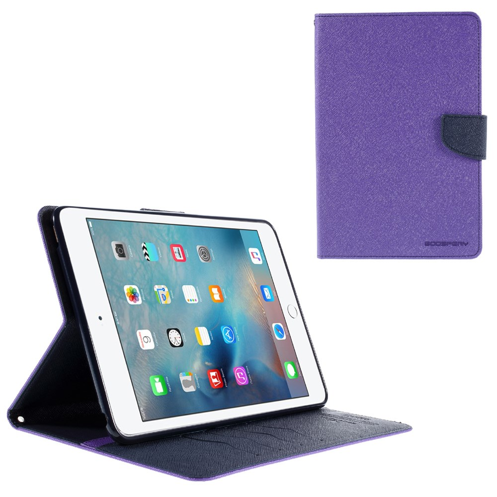 Pouzdro / kryt pro Apple iPad mini 4 - Mercury, Fancy Diary Purple