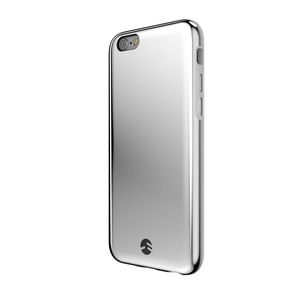 Pouzdro / kryt pro Apple iPhone 6 / 6S - SwitchEasy, N+ Hybrid Silver