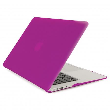 Polykarbonátové pouzdro / kryt na MacBook Air 13- Tucano, Nido Hard Shell - Purple