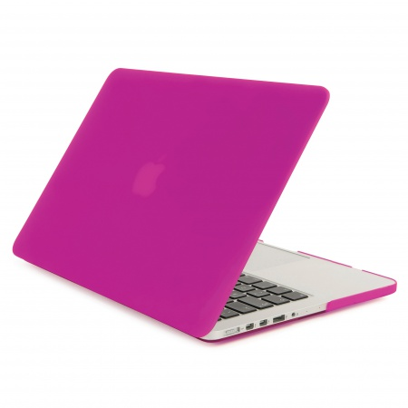 Polykarbonátové pouzdro / kryt na MacBook Pro Retina 13- Tucano, Nido Hard Shell - Purple