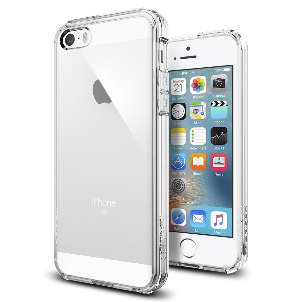 Pouzdro   kryt pro Apple iPhone 5   5S   SE - Spigen 2dc05ee6f5b