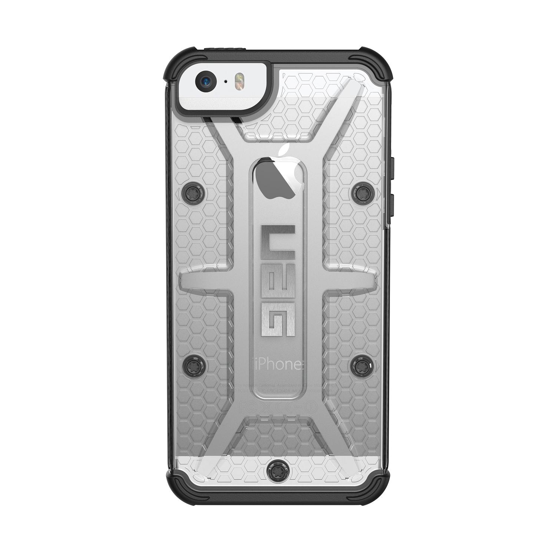 Pouzdro / kryt pro Apple iPhone 5 / 5S / SE - UAG, Composite Clear