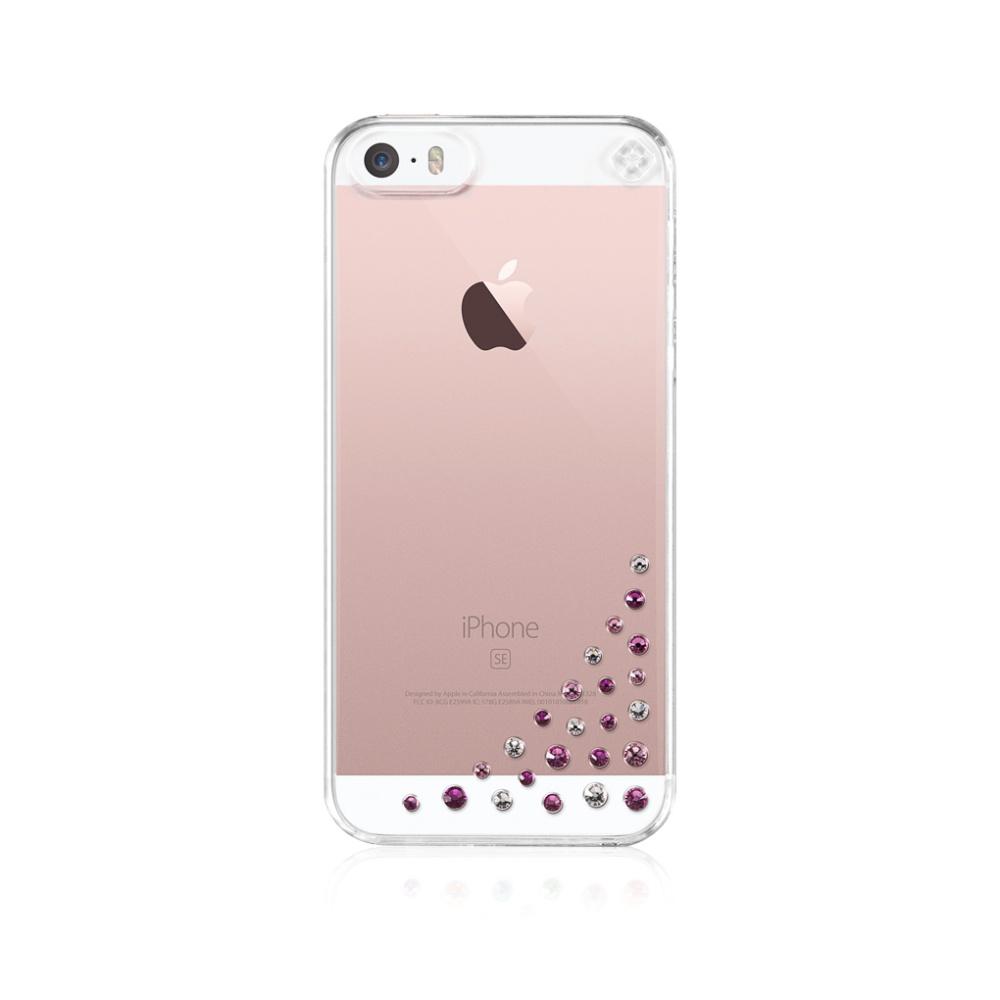 Pouzdro   kryt pro Apple iPhone 5   5S   SE - Bling My thing d0b93d19cb2