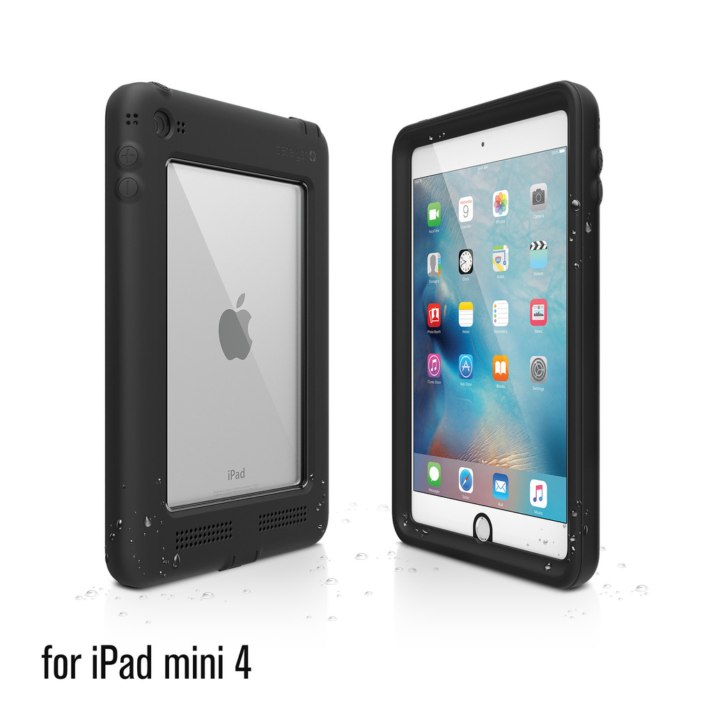 Pouzdro / kryt pro Apple iPad mini 4 - Catalyst, Waterproof Case Black