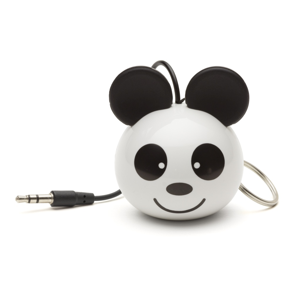 Reproduktorový systém pro iPhone a iPad - KITSOUND, Mini Buddy Panda