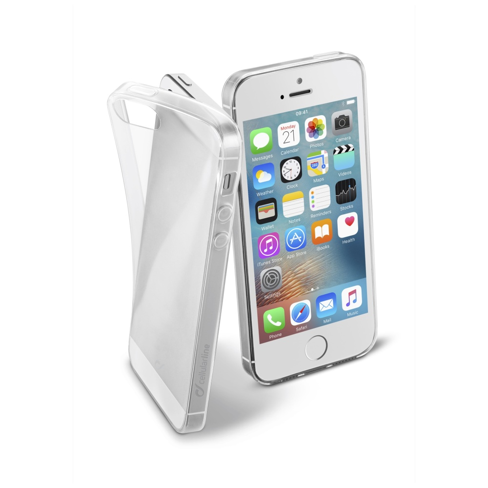 Pouzdro / kryt pro Apple iPhone 5 / 5S / SE - CellularLine, Fine