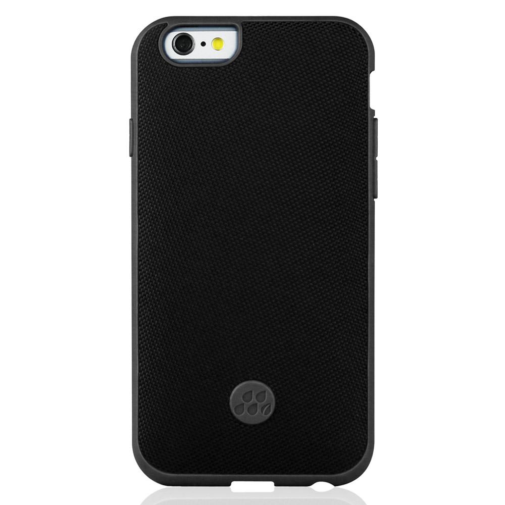 Pouzdro / kryt pro Apple iPhone 6 / 6S - Evutec, Ballistic Nylon ST Black