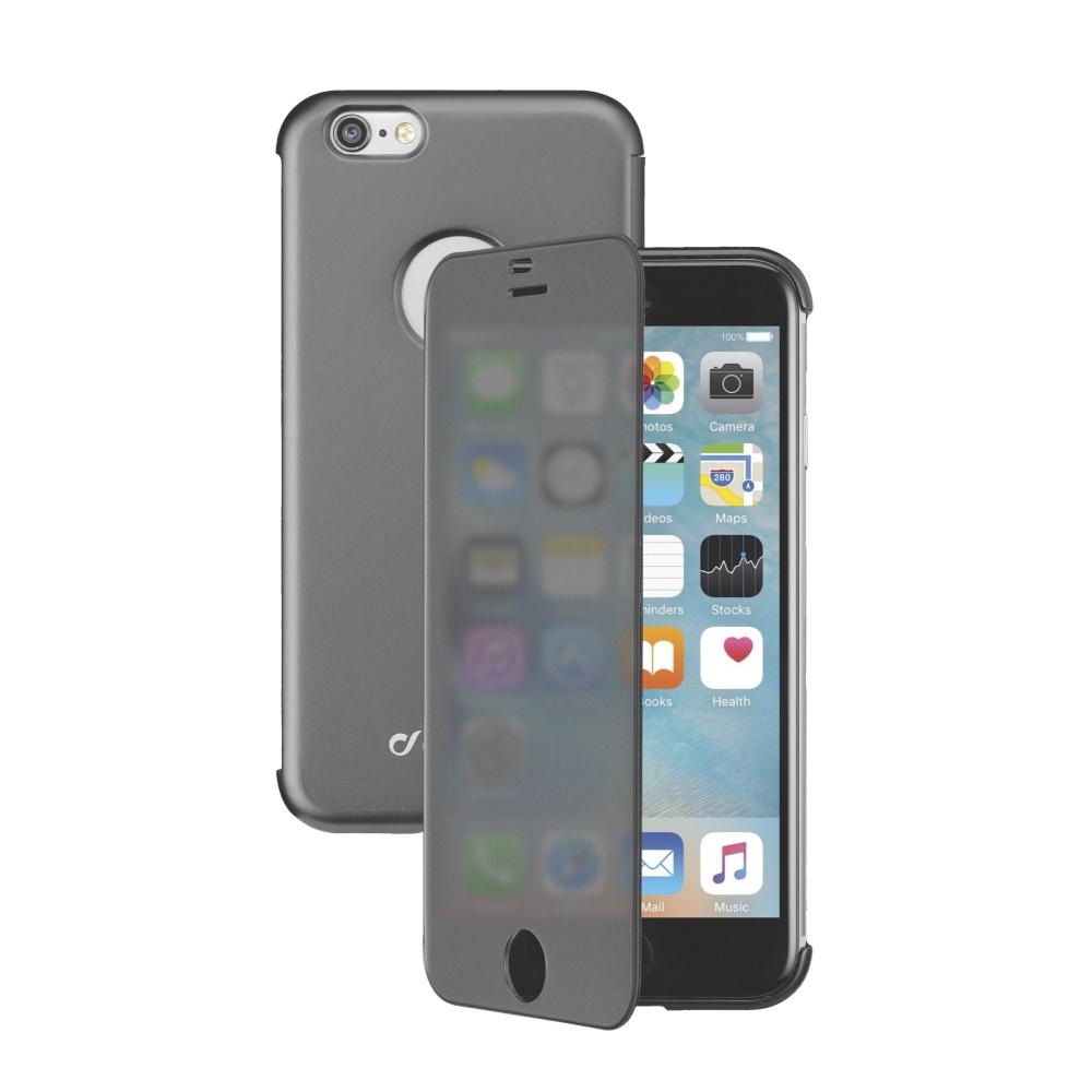 Pouzdro / kryt pro Apple iPhone 6 / 6S - CellularLine, TOUCH Black
