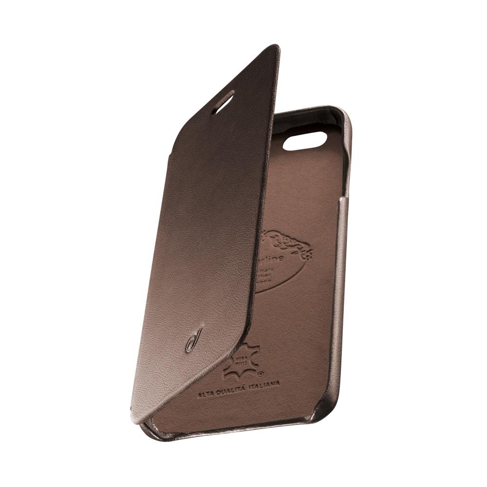 Pouzdro / kryt pro Apple iPhone 6 / 6S - CellularLine, SUITE Brown