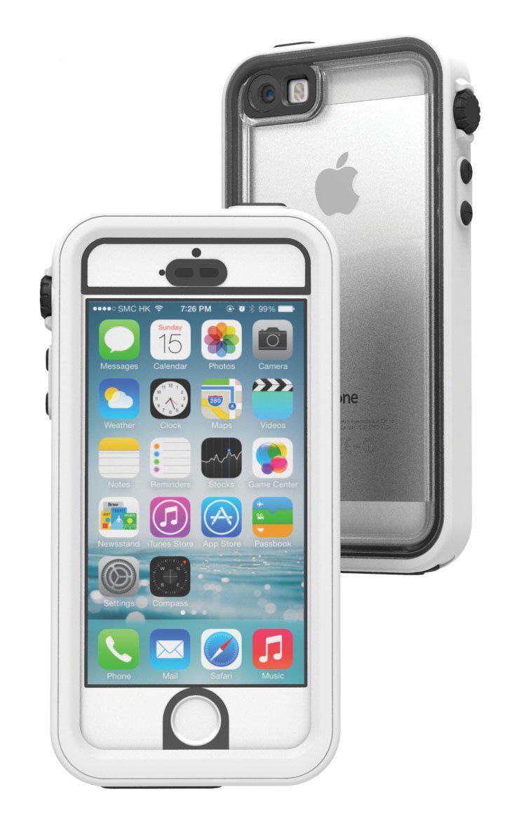 Voděodolné pouzdro / kryt pro Apple iPhone 5 / 5S / SE - Catalyst, Waterproof Case White