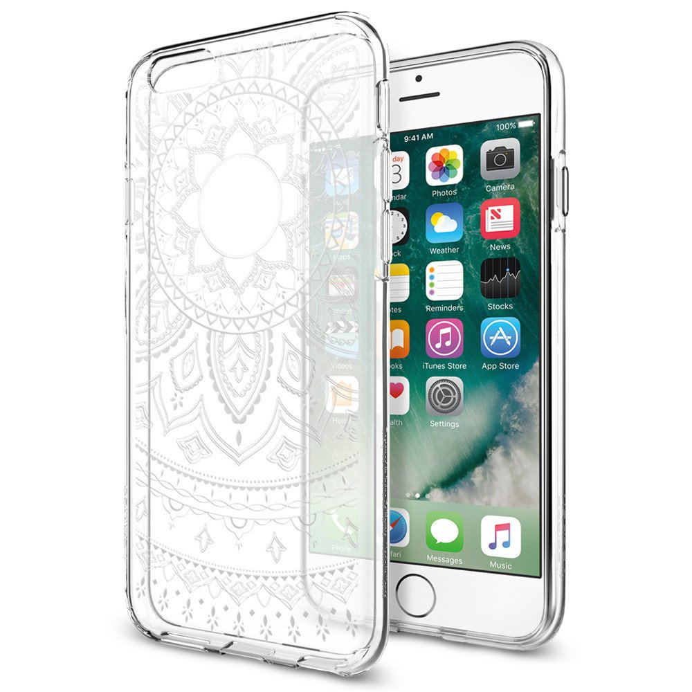 Pouzdro / kryt pro Apple iPhone 6 / 6S - Spigen, Liquid Shine Clear