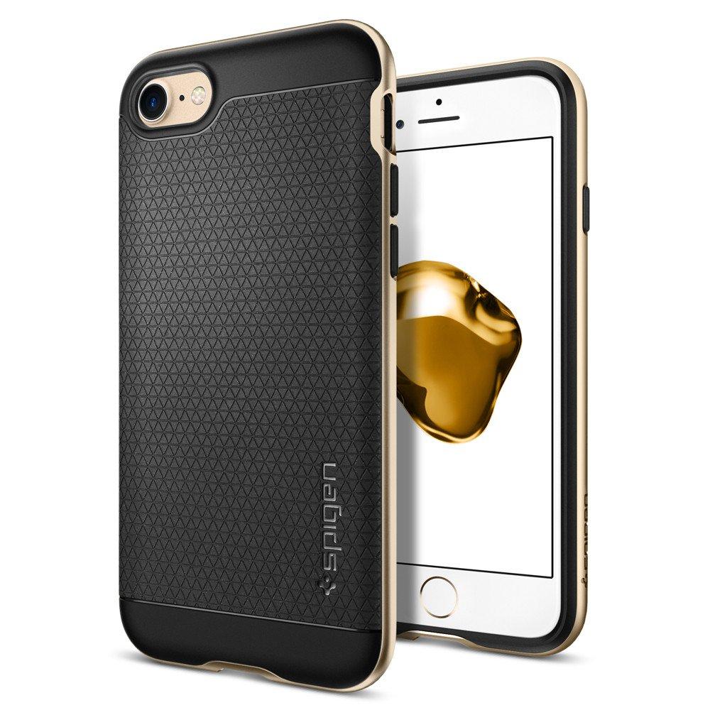 Pouzdro / kryt pro Apple iPhone 7 / 8 - Spigen, Neo Hybrid Champagne Gold