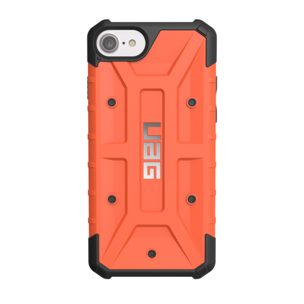 Pouzdro / kryt pro Apple iPhone 7 / 6s / 6 - UAG, Pathfinder Case Rust Orange