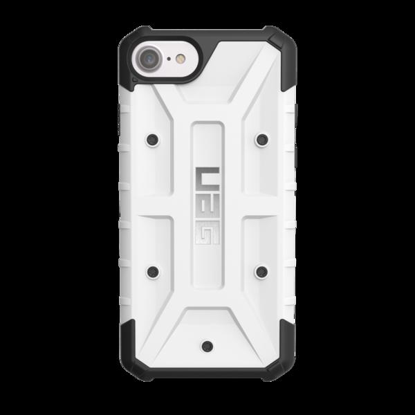 Pouzdro / kryt pro Apple iPhone 7 / 6s / 6 - UAG, Pathfinder Case White