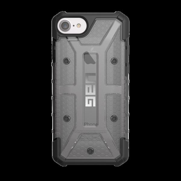 Pouzdro / kryt pro Apple iPhone 7 / 6s / 6 - UAG, Plasma Case Ash Smoke