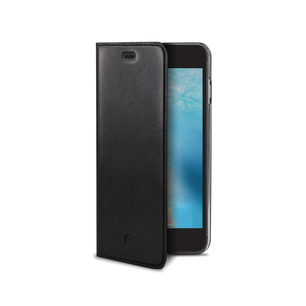 Pouzdro / kryt pro iPhone 7 - CELLY, Air Pelle Black