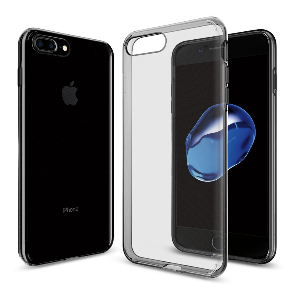 Pouzdro / kryt pro Apple iPhone 7 PLUS / 8 PLUS - Spigen, Liquid Space Crystal