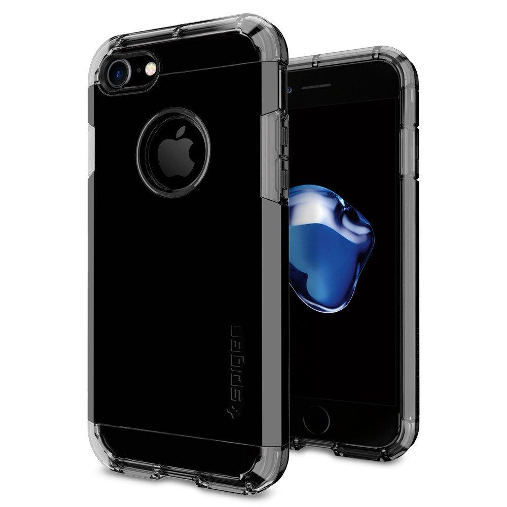 Pouzdro / kryt pro Apple iPhone 7 - Spigen, Tough Armor Jet Black