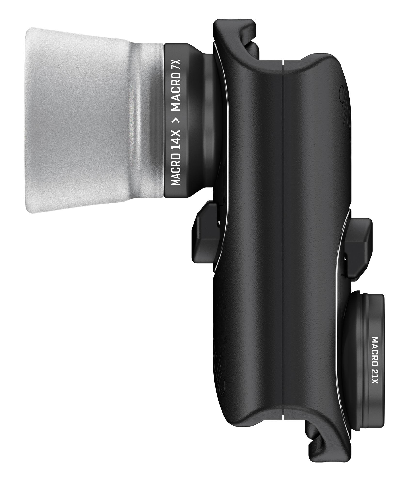 Objektiv pro iPhone 7 a iPhone 7 Plus - OlloClip, Macro Pro Lens