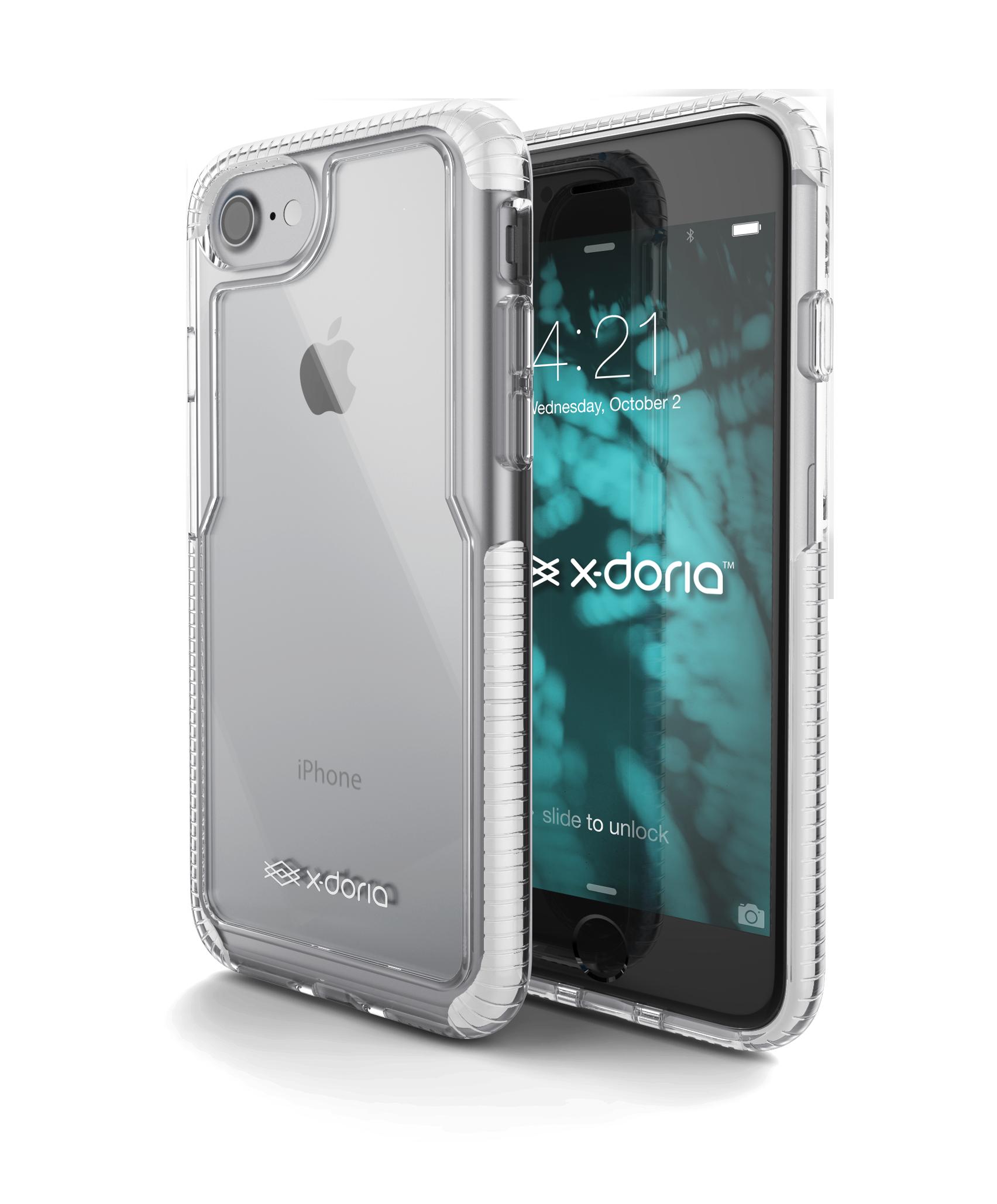 Pouzdro / kryt pro Apple iPhone 7 - X-DORIA, IMPACT PRO WHITE