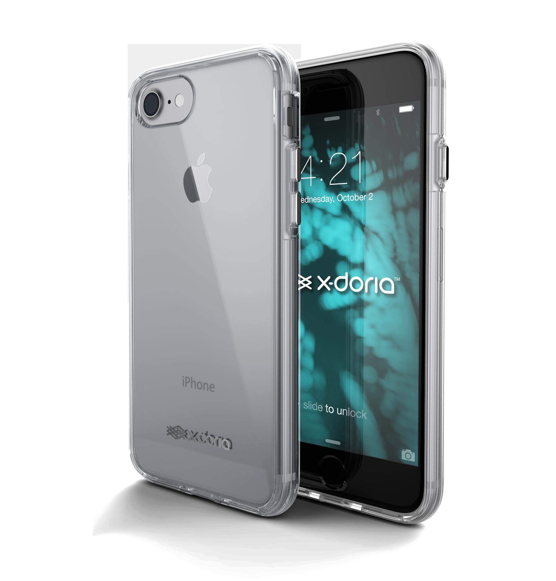 Pouzdro / kryt pro Apple iPhone 7 - X-DORIA, CLEARVUE