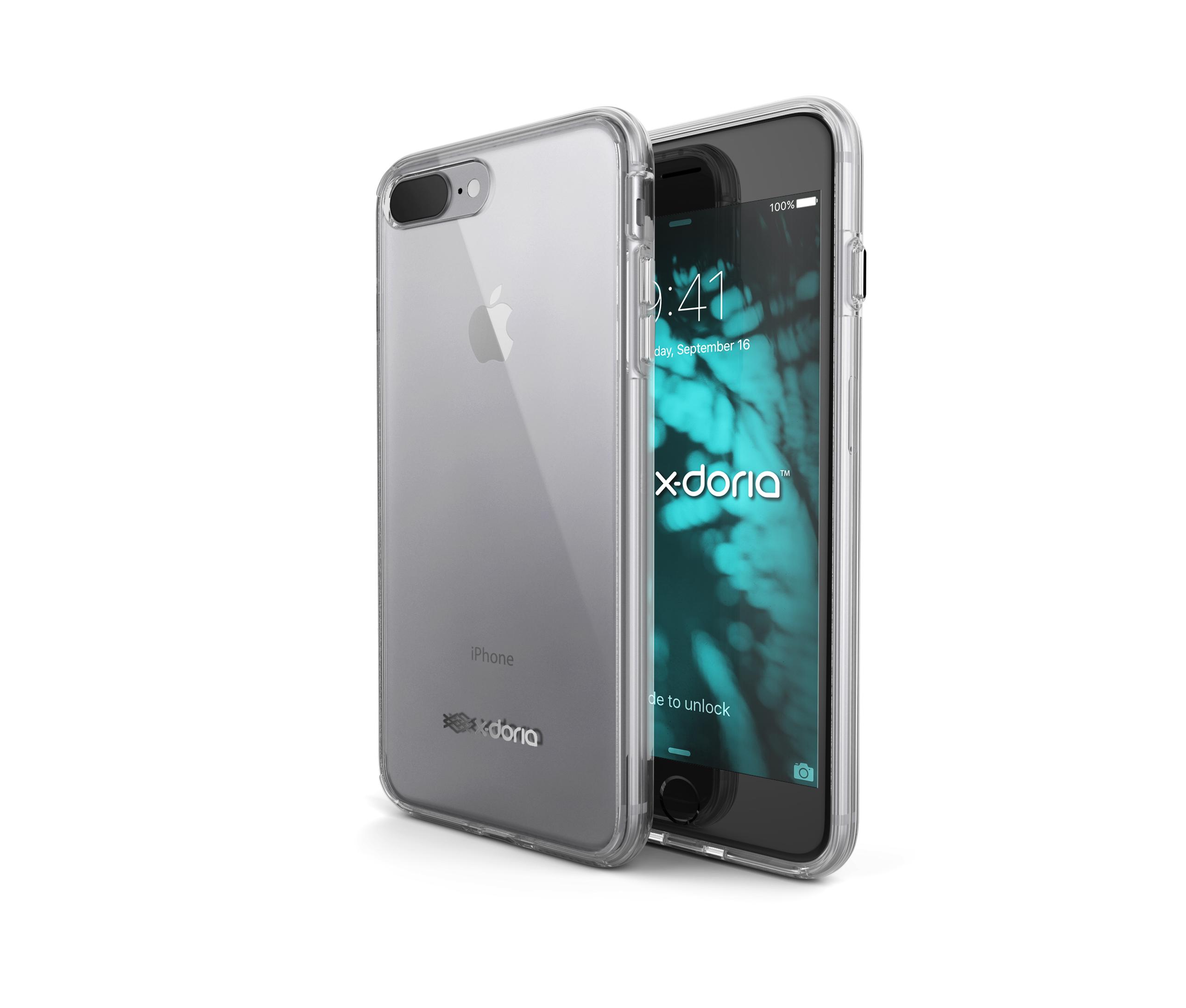 Pouzdro / kryt pro Apple iPhone 7 PLUS - X-DORIA, CLEARVUE